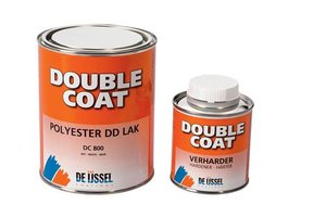 De IJssel  Double Coat DC 800  1000 gram